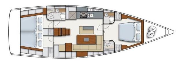 Navalia - Imbarcazione Hanse 495 12