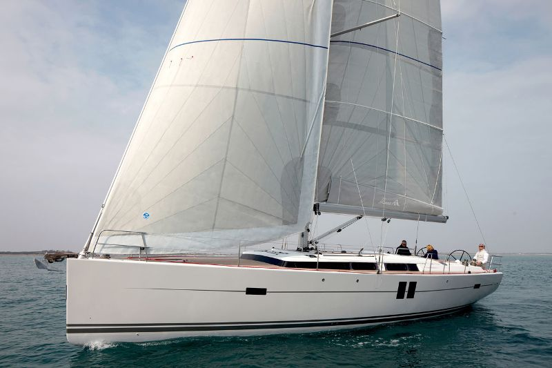 Navalia - Imbarcazione Hanse 495 2