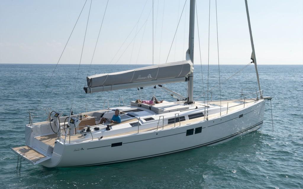 Navalia - Imbarcazione Hanse 505 6