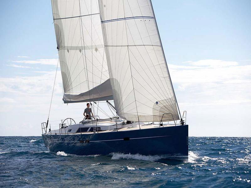 Navalia - Imbarcazione Hanse 540 4