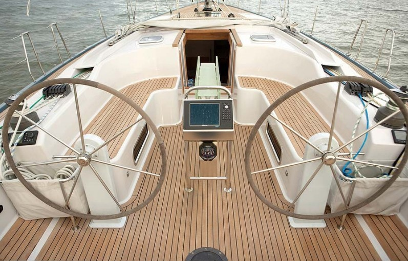 Navalia - Imbarcazione Hanse 540 5