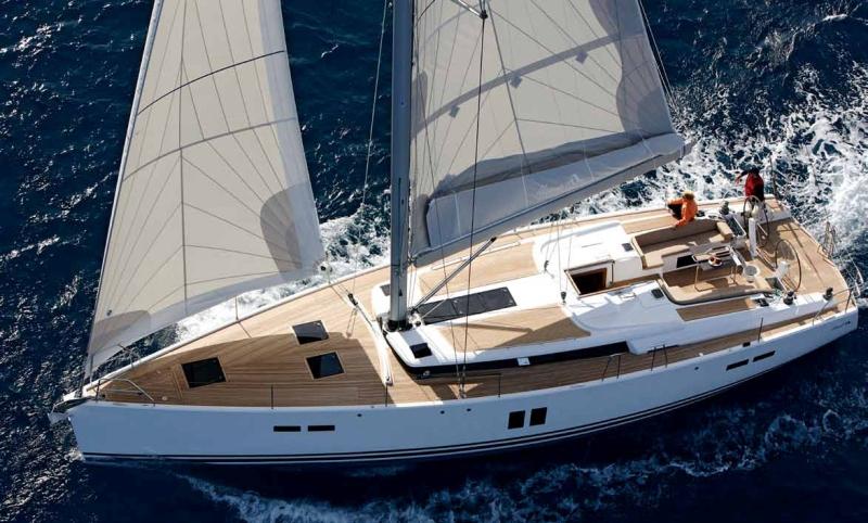 Navalia - Imbarcazione Hanse 545e 2