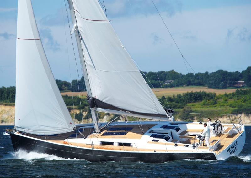 Navalia - Imbarcazione Hanse 575 1