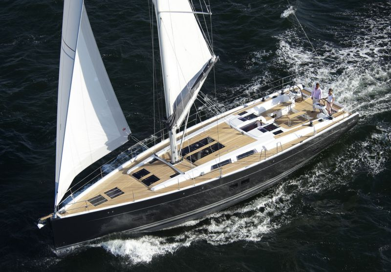 Navalia - Imbarcazione Hanse 575 2