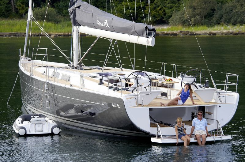 Navalia - Imbarcazione Hanse 575 5