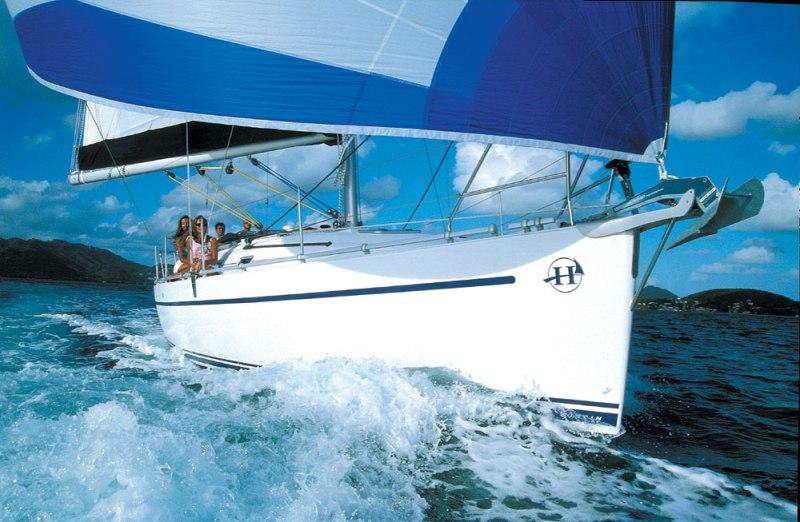 Navalia - Imbarcazione Harmony 38 1