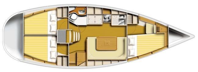 Navalia - Imbarcazione Harmony 38 10