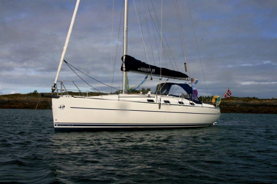 Navalia - Imbarcazione Harmony 38 4