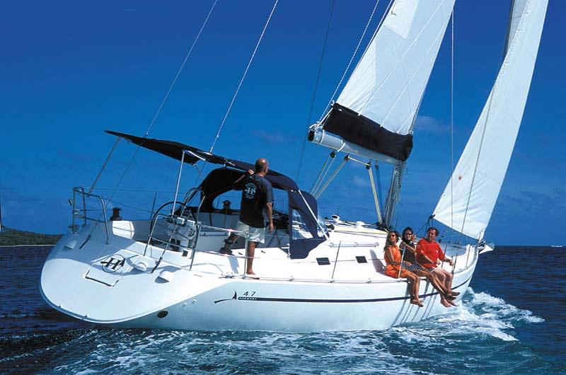 Navalia - Imbarcazione Harmony 47 1