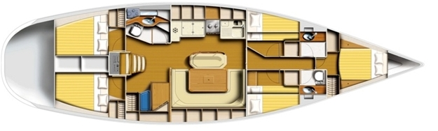 Navalia - Imbarcazione Harmony 52 9