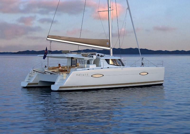 Navalia - Imbarcazione Helia 44 2
