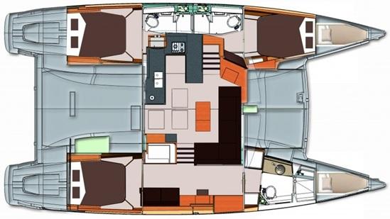 Navalia - Imbarcazione Helia 44 14