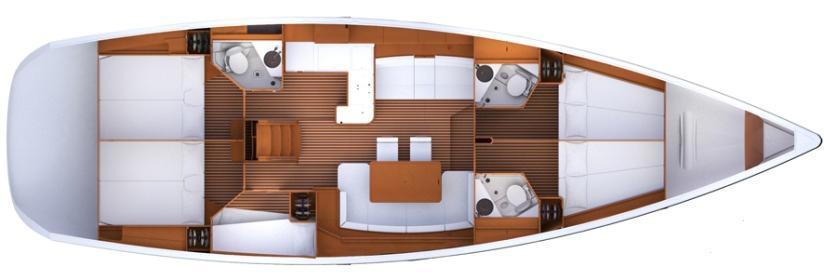 Navalia - Imbarcazione Jeanneau 53 11