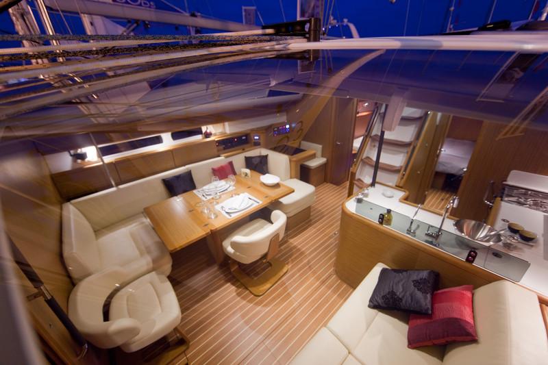 Navalia - Imbarcazione Jeanneau 53 6
