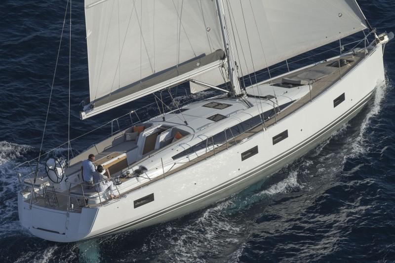 Navalia - Imbarcazione Jeanneau 54 1