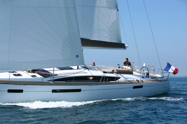 Navalia - Imbarcazione Jeanneau 57 3