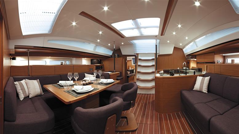 Navalia - Imbarcazione Jeanneau 57 6