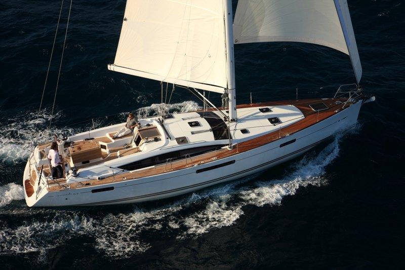 Navalia - Imbarcazione Jeanneau 57 1