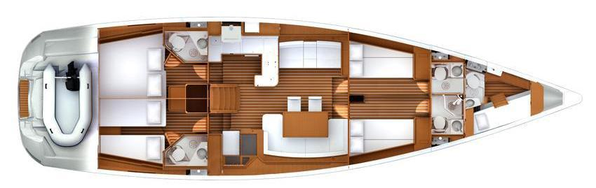 Navalia - Imbarcazione Jeanneau 57 11