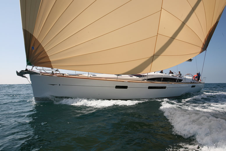 Navalia - Imbarcazione Jeanneau 57 4