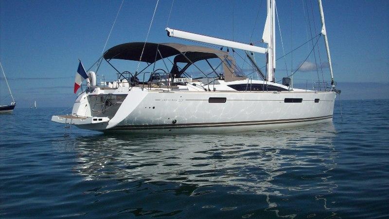 Navalia - Imbarcazione Jeanneau 57 5