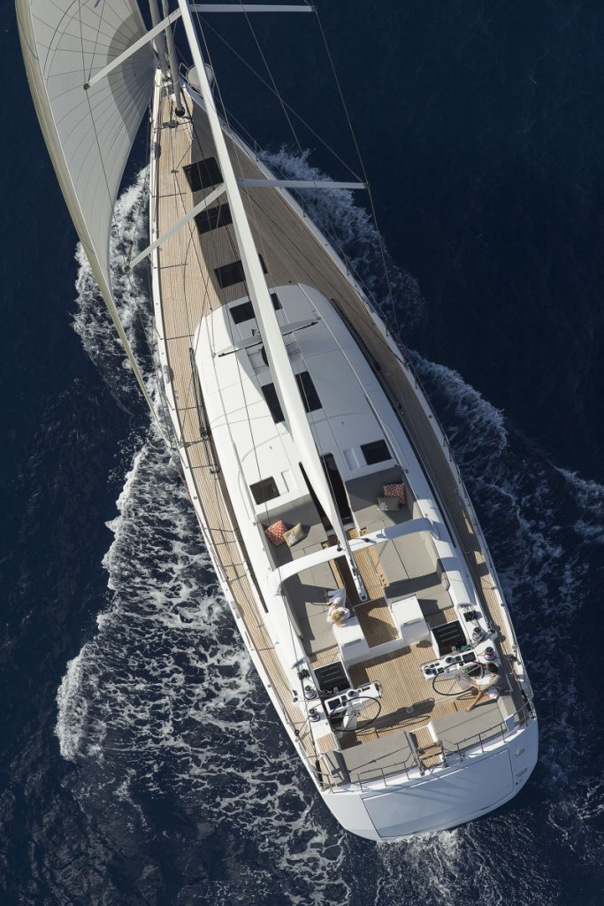 Navalia - Imbarcazione Jeanneau 64 2