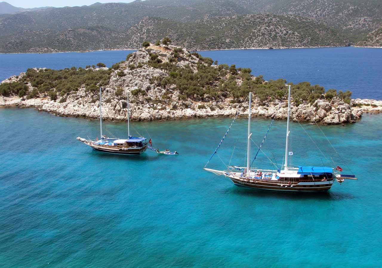 Noleggio Barche Karacasogut - Navalia | Noleggia un Sogno