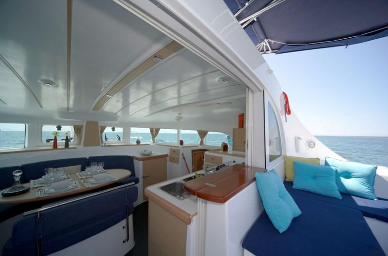 Navalia - Imbarcazione Lagoon 380 5