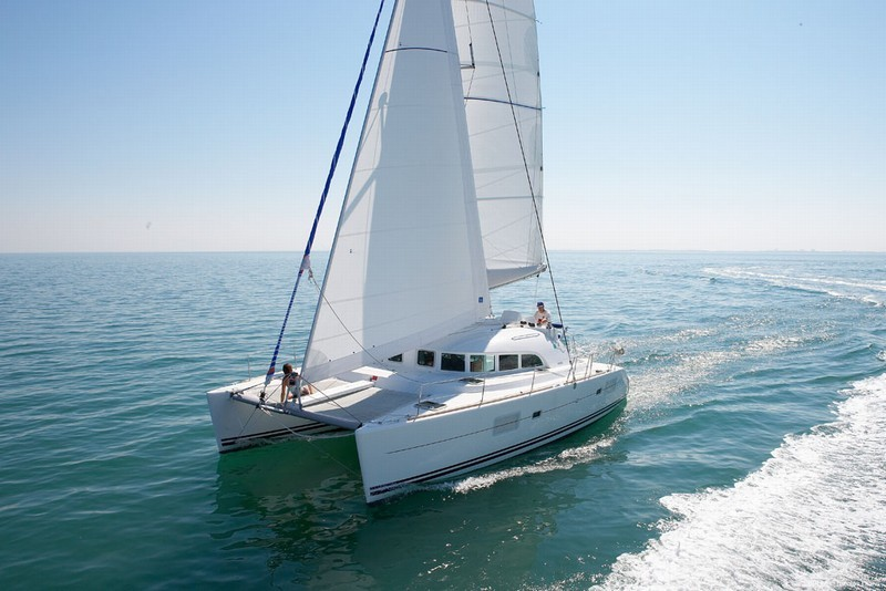 Navalia - Imbarcazione Lagoon 380 S2 3