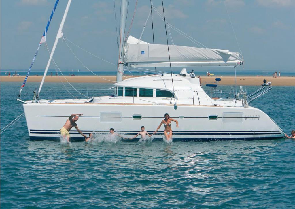 Navalia - Imbarcazione Lagoon 380 4