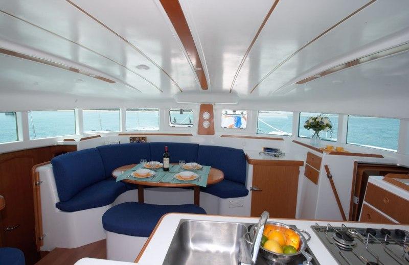 Navalia - Imbarcazione Lagoon 380 6
