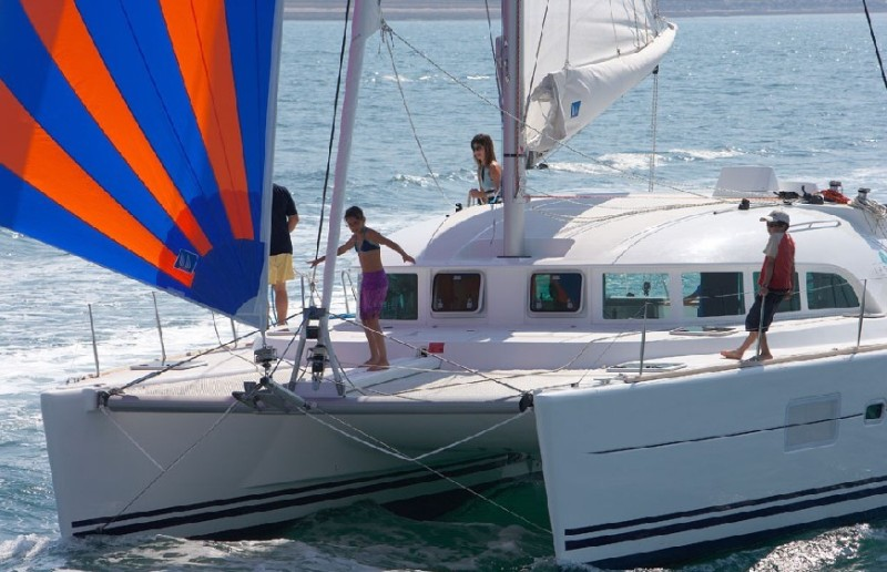 Navalia - Imbarcazione Lagoon 380 S2 1