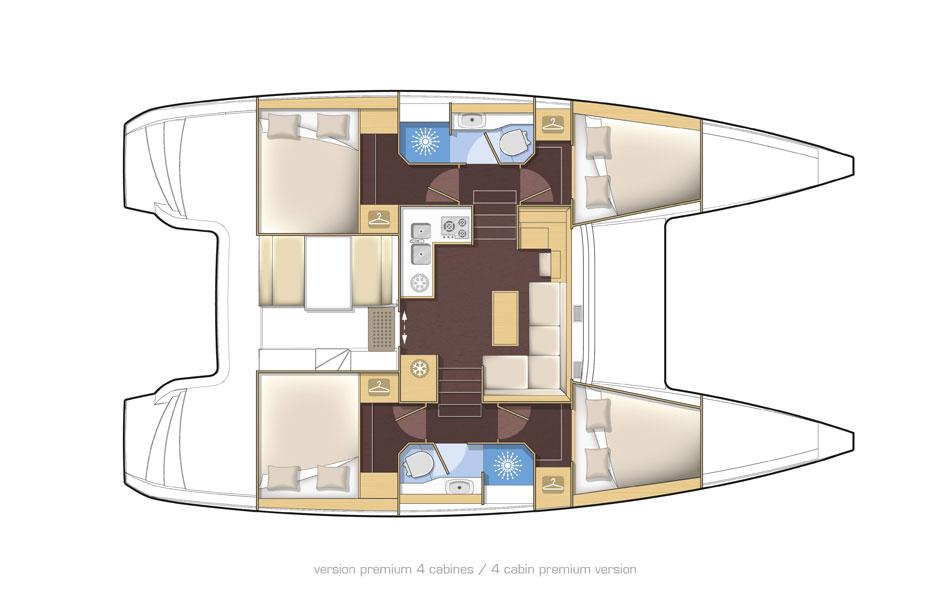 Navalia - Imbarcazione Lagoon 39 12