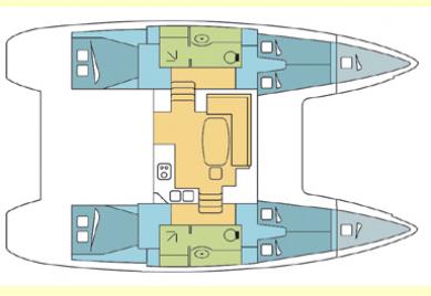 Navalia - Imbarcazione Lagoon 400 S2 10