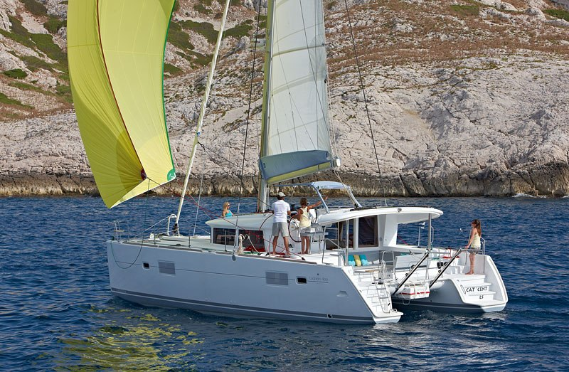 Navalia - Imbarcazione Lagoon 400 S2 2
