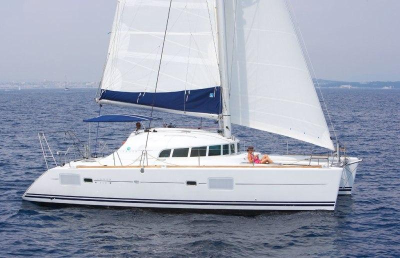 Navalia - Imbarcazione Lagoon 410 – 4 cab. con 2 WC 2