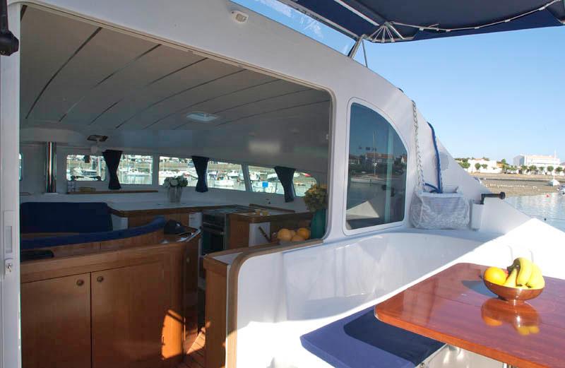 Navalia - Imbarcazione Lagoon 410 – 4 cab. con 2 WC 3