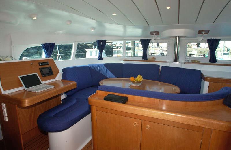 Navalia - Imbarcazione Lagoon 410 – 4 cab. con 2 WC 4