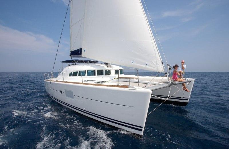 Navalia - Imbarcazione Lagoon 410 1