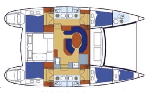 Navalia - Imbarcazione Lagoon 410 8