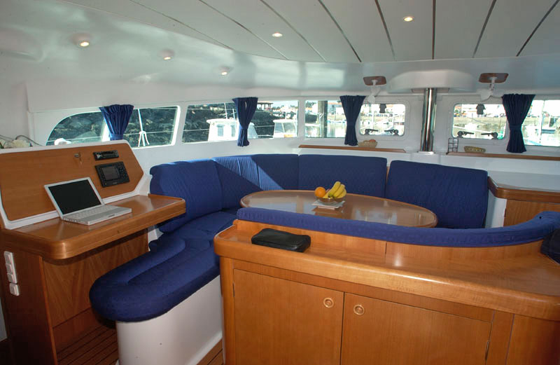 Navalia - Imbarcazione Lagoon 410 S2 4