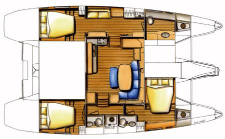 Navalia - Imbarcazione Lagoon 420 10