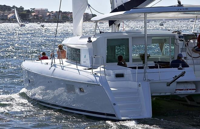 Navalia - Imbarcazione Lagoon 420 3
