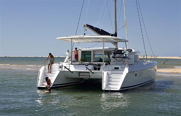 Navalia - Imbarcazione Lagoon 420 5