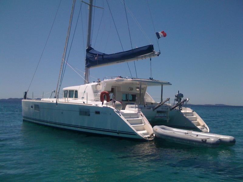 Navalia - Imbarcazione Lagoon 440 5
