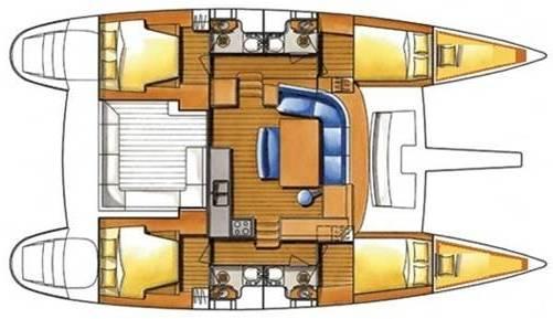 Navalia - Imbarcazione Lagoon 440 11
