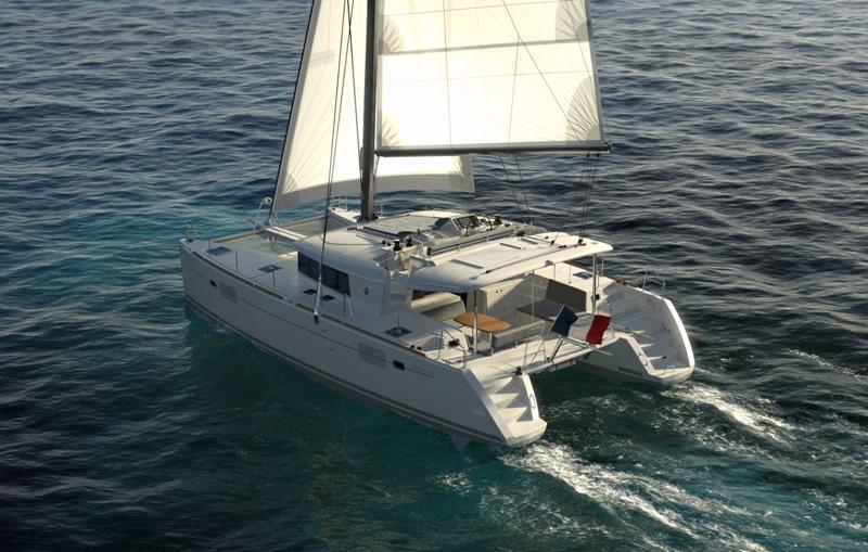 Navalia - Imbarcazione Lagoon 450 F 1