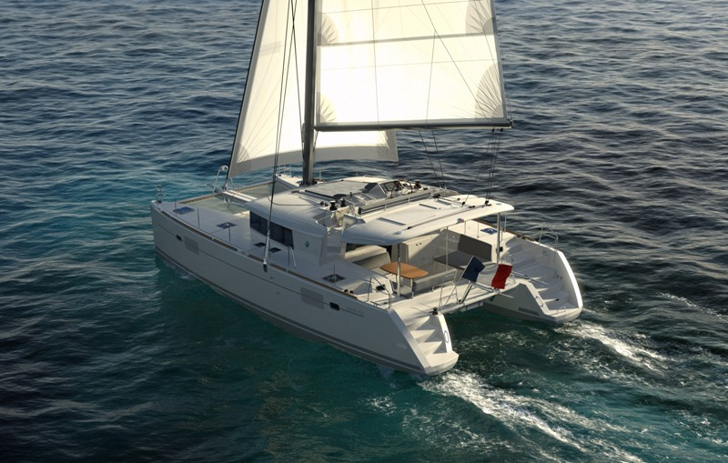 Navalia - Imbarcazione Lagoon 450 F Luxury 1