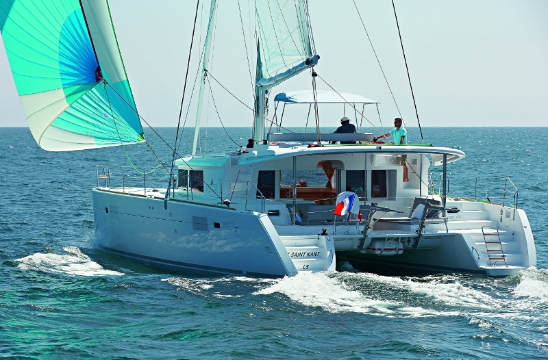 Navalia - Imbarcazione Lagoon 450 F Luxury 2