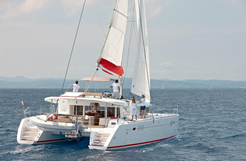 Navalia - Imbarcazione Lagoon 450 F Luxury 3
